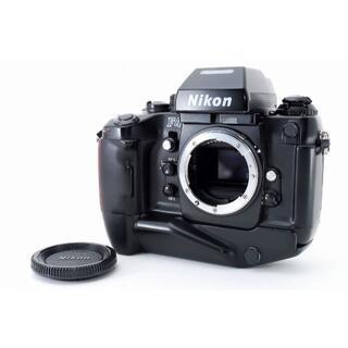 ニコン(Nikon)の651AMR Nikon F4S ニコン ボディ 良上品(フィルムカメラ)