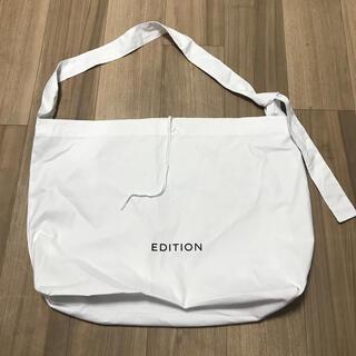 エディション(Edition)のエディションショッパー☆(ショップ袋)