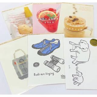 芦屋 ryu-ryu ポストカード  6枚セット
