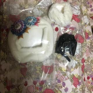 タカラトミー(Takara Tomy)のロンギングフォーラブ アウトフィット 革ジャン ベレー帽他 ブライス  (ぬいぐるみ/人形)