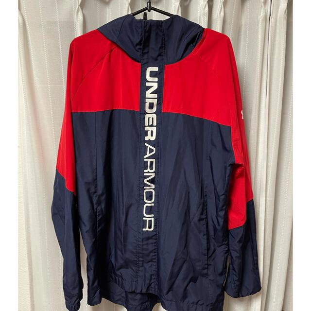 UNDER ARMOUR(アンダーアーマー)のアンダーアーマー  UA 9ストロングウーブンジャケットストロングウーブンパンツ スポーツ/アウトドアの野球(ウェア)の商品写真