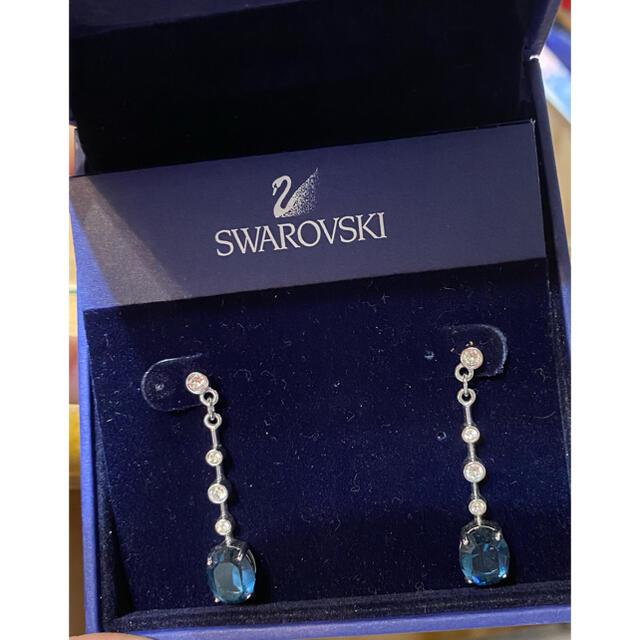 SWAROVSKI(スワロフスキー)のtae様専用  スワロフスキー ピアス レディースのアクセサリー(ピアス)の商品写真
