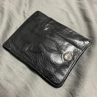 クロムハーツ(Chrome Hearts)の即購入可能 クロムハーツ キャッシングイン フレア(折り財布)