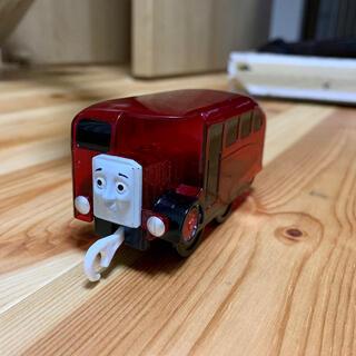 タカラトミー(Takara Tomy)のテコロでプラレール クリアレッドバージョン バーティー(電車のおもちゃ/車)