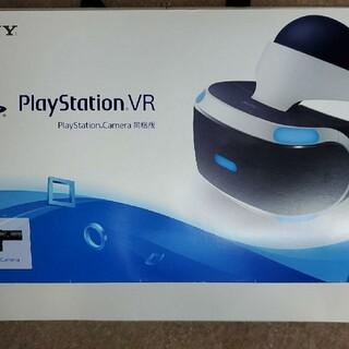 プレイステーションヴィーアール(PlayStation VR)の【美品】PlayStation VR 本体 カメラセット【セール】(その他)