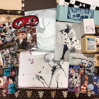 大銀魂展 グッズ まとめ売り CD(キャラクターグッズ)