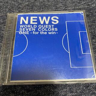 ニュース(NEWS)のNEWS Music Clip DVD 非売品(アイドル)