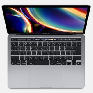 アップル(Apple)のMac Book Pro 2020 13inch スペースグレイ(ノートPC)