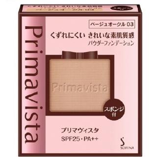 Primavista - プリマヴィスタ きれいな素肌質感 ファンデーション BO03 レフィル