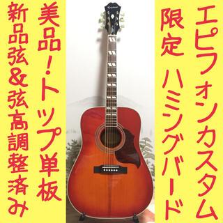 エピフォン(Epiphone)のエピフォン!ハミングバード!(アコースティックギター)