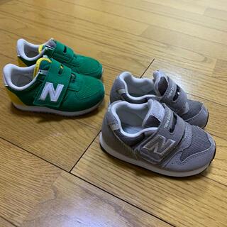 New Balance - ニューバランス 2セット 12.5と13.0