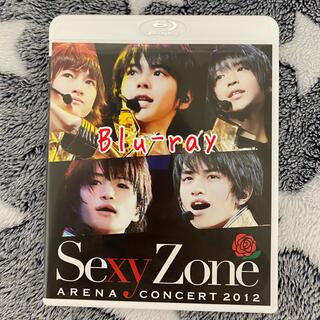 セクシー ゾーン(Sexy Zone)の【Blu-ray】SexyZone アリーナコンサート2012(ミュージック)