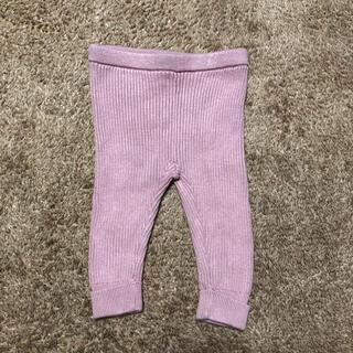ベビーギャップ(babyGAP)のbaby GAP リブ レギンス 0-3month(パンツ)