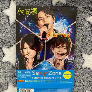 セクシー ゾーン(Sexy Zone)の【Blu-ray】SexyZone summerconcert 2014(初回)(ミュージック)
