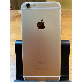 アイフォーン(iPhone)のiPhone6 64GB  gold docomo(スマートフォン本体)