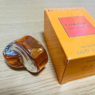 ブルガリ(BVLGARI)のBVLGARI(ブルガリ) オムニア インディアン ガーネットオードトワレ(香水(女性用))