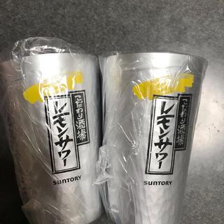 サントリー(サントリー)のレモンサワータンブラー450ml(タンブラー)