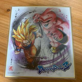 ドラゴンボール 色紙art(キャラクターグッズ)