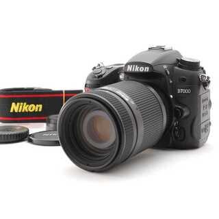 ニコン(Nikon)の★ WiFiでスマホに送れる! Nikon 7000 中望遠レンズキット ★(デジタル一眼)