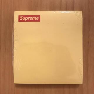 シュプリーム(Supreme)のsupreme 非売品 ノベルティ 付箋(その他)