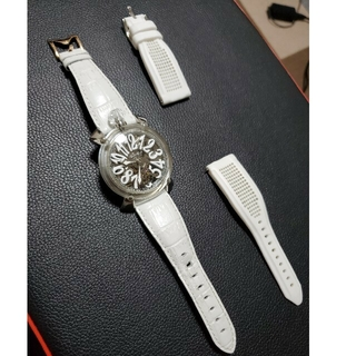 ガガミラノ(GaGa MILANO)のGaGa MILANOクリスタル(腕時計(アナログ))