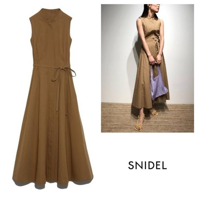 snidel(スナイデル)の専用 レディースのワンピース(ロングワンピース/マキシワンピース)の商品写真