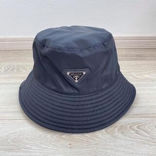 PRADA - 【新品】プラダ バケハ バケットハット 帽子 Dude9