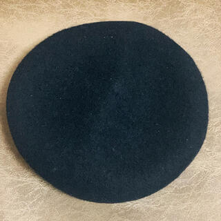 GU - 試着のみ新品未使用‼️ ベレー帽 シンプル