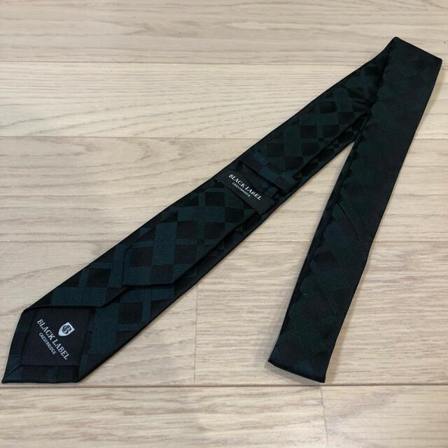 BLACK LABEL CRESTBRIDGE(ブラックレーベルクレストブリッジ)のBLACK LABEL CRESTBRIDGE クレストブリッジ シルクネクタイ メンズのファッション小物(ネクタイ)の商品写真
