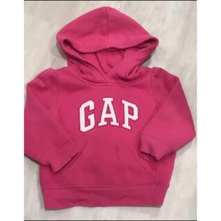 ベビーギャップ(babyGAP)のGAP パーカー トレーナー(トレーナー)