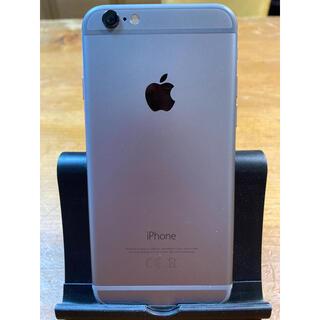アイフォーン(iPhone)のiPhone6 32GB space gray SoftBank(スマートフォン本体)