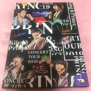 ジャニーズ(Johnny's)の King & Prince CONCERT TOUR 2019(初回限定盤)(アイドル)