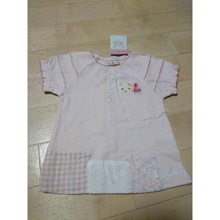 クーラクール(coeur a coeur)の92.新品 クーラクール 半袖Tシャツ トップス 95cm(Tシャツ/カットソー)