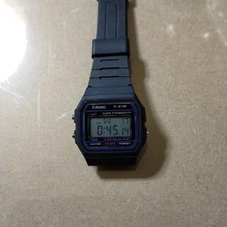 カシオ(CASIO)のCASIO海外モデルメンズレディース兼用F-91W(腕時計(デジタル))