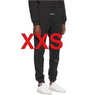 フィアオブゴッド(FEAR OF GOD)のfog essentials スウェットパンツ XXSサイズ ブラック 黒(その他)