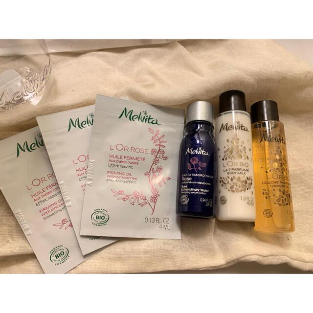 Melvita(メルヴィータ)のメルヴィータ 新品❗️ボディケア コスメ/美容のボディケア(ボディオイル)の商品写真