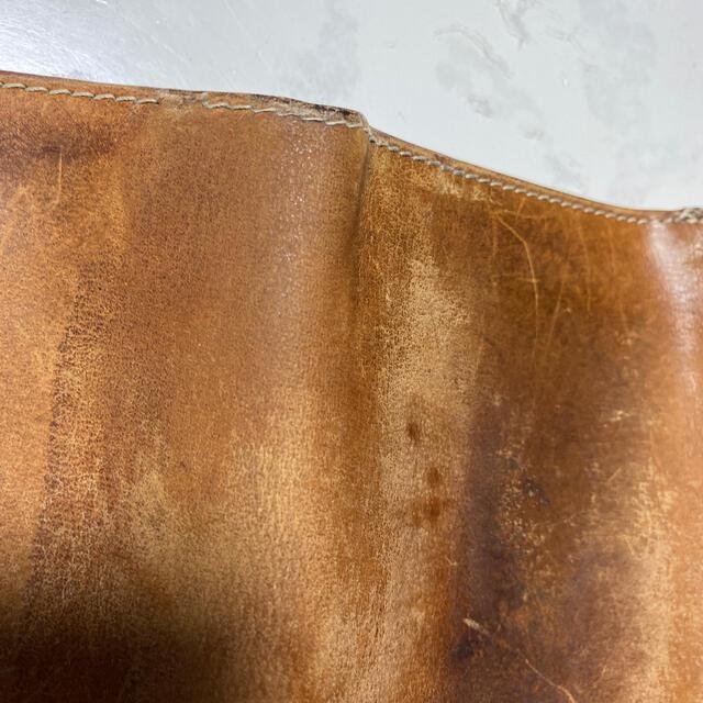 WHITEHOUSE COX(ホワイトハウスコックス)のホワイトハウスコックス Whitehouse Cox  ヴィンテージ UA メンズのファッション小物(折り財布)の商品写真