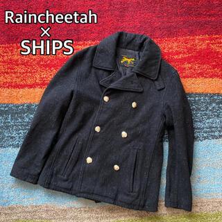 シップス(SHIPS)のRaincheetah レインチーター Pコート シップス ships 日本製(ピーコート)