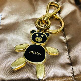 プラダ(PRADA)のプラダ  キーリング キーホルダー(チャーム)