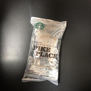 スターバックスコーヒー(Starbucks Coffee)の【お試しにお安く】スターバックス  パイクプレイス ロースト(コーヒー)