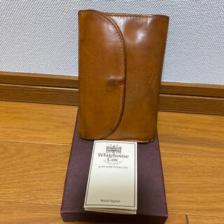 ホワイトハウスコックス(WHITEHOUSE COX)のホワイトハウスコックス White house Cox 三つ折り 財布(折り財布)