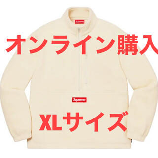 Supreme - 20aw supreme Polartec Half Zip Pullover