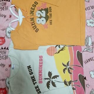 Tシャツ 130 2枚組(Tシャツ/カットソー)