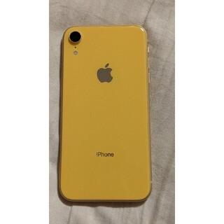 アイフォーン(iPhone)のiPhone XR(スマートフォン本体)