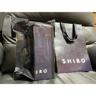 シロ(shiro)のSHIRO ホワイトティー ルームフレグランス(アロマグッズ)