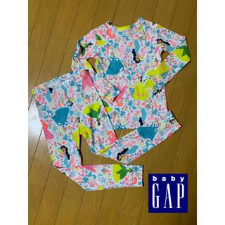 babyGAP - babyGAP⭐︎ディズニープリンセスセットアップ⭐︎110㌢⭐︎試着のみ