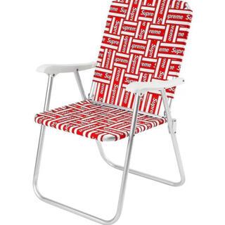 シュプリーム(Supreme)の売り切り 新品 20ss Supreme Lawn Chair イス チェアー(その他)