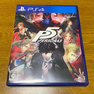 PlayStation4 - ペルソナ5 PS4