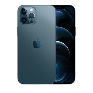 アップル(Apple)の【新品未開封】iPhone12 Pro Max 512GB パシフィックブルー(スマートフォン本体)