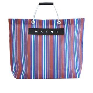 Marni - MARNI ストライプバッグ